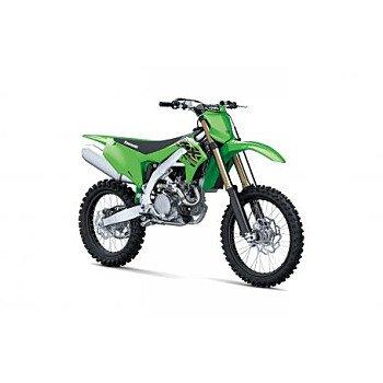 2021 Kawasaki KX450 for sale 200998600