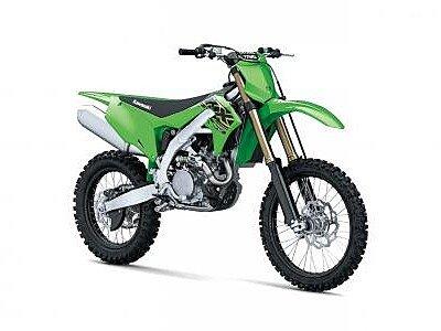 2021 Kawasaki KX450 XC for sale 201009515