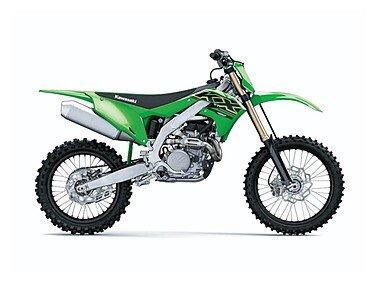 2021 Kawasaki KX450 for sale 201031012