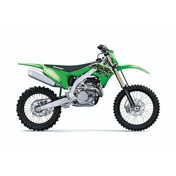 2021 Kawasaki KX450 for sale 201031352