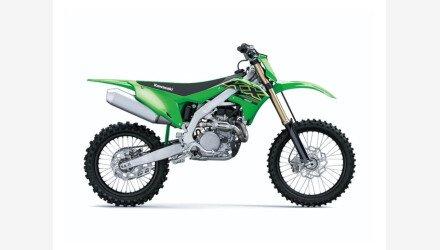 2021 Kawasaki KX450 for sale 201060054