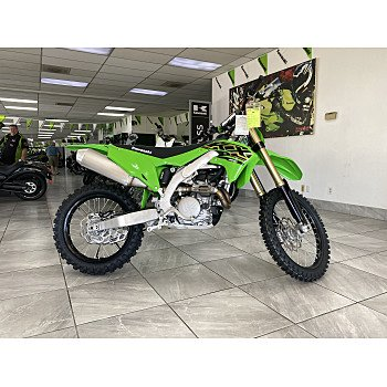2021 Kawasaki KX450 for sale 201060607