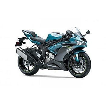 2021 Kawasaki Ninja ZX-6R for sale 201019919