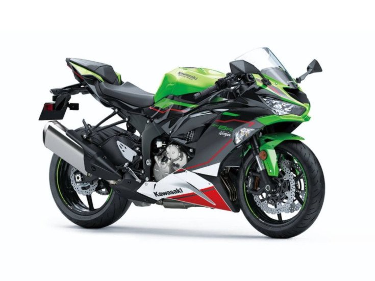 2021 Kawasaki Ninja ZX-6R for sale 201069704