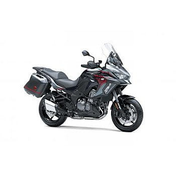 2021 Kawasaki Versys 1000 SE LT+ for sale 201060954