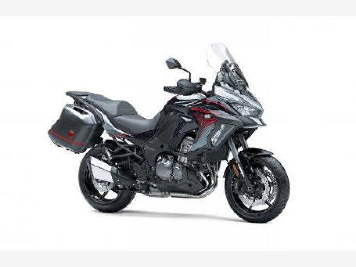 2021 Kawasaki Versys 1000 SE LT+ for sale 201060954