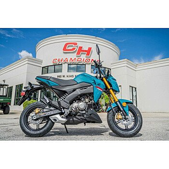 2021 Kawasaki Z125 Pro for sale 200987356