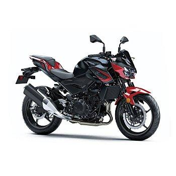 2021 Kawasaki Z400 ABS for sale 201032650