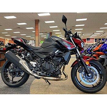 2021 Kawasaki Z400 ABS for sale 201058205