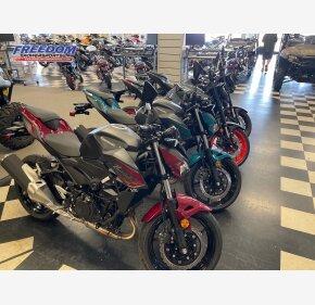 2021 Kawasaki Z400 ABS for sale 201058800