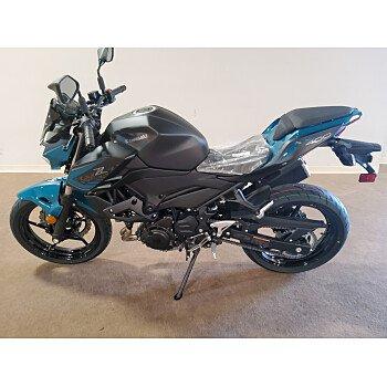 2021 Kawasaki Z400 ABS for sale 201081359