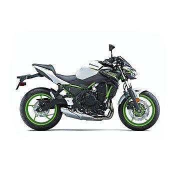 2021 Kawasaki Z650 for sale 200996579