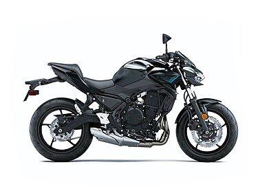 2021 Kawasaki Z650 for sale 201032778
