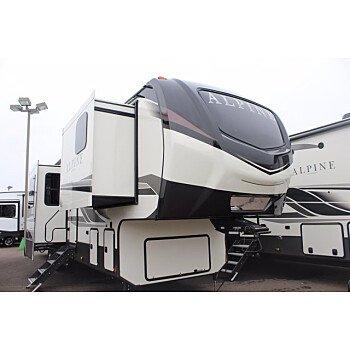 2021 Keystone Alpine for sale 300303259