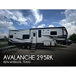 2021 Keystone Avalanche for sale 300320785