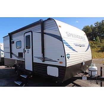 2021 Keystone Springdale for sale 300250026
