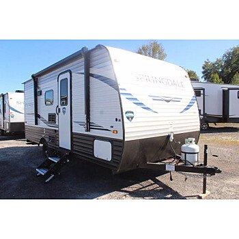 2021 Keystone Springdale for sale 300250029