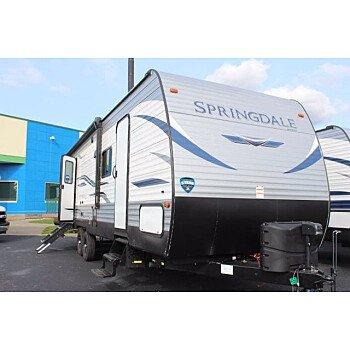 2021 Keystone Springdale for sale 300276538