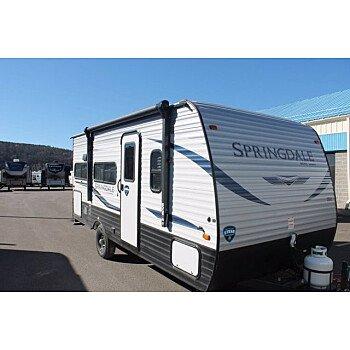 2021 Keystone Springdale for sale 300284296