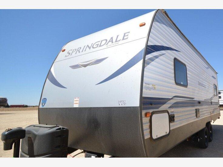 2021 Keystone Springdale for sale 300296170