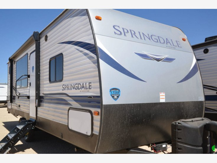 2021 Keystone Springdale for sale 300297501