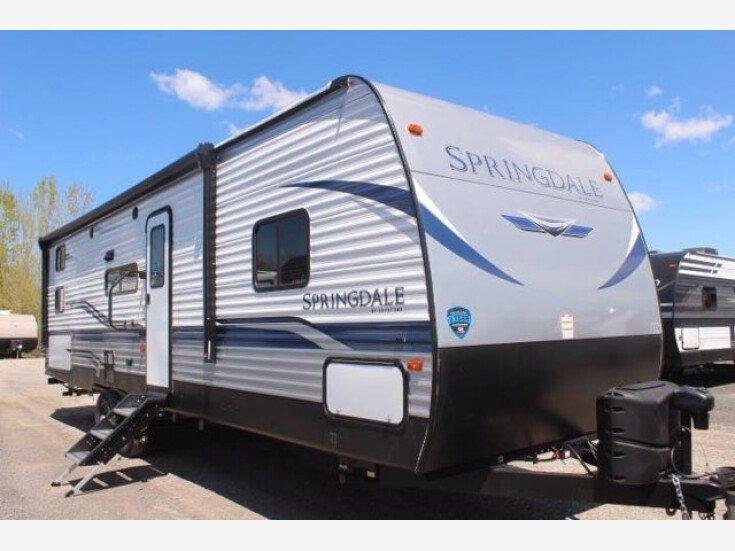 2021 Keystone Springdale for sale 300300388