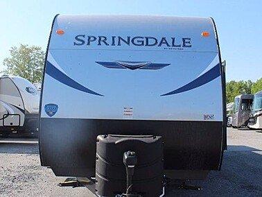 2021 Keystone Springdale for sale 300300410