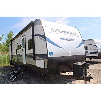 2021 Keystone Springdale for sale 300310456