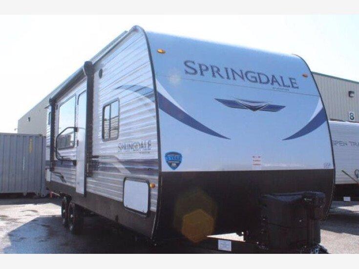 2021 Keystone Springdale for sale 300320519