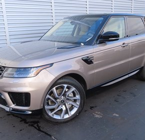 2021 Land Rover Range Rover Sport HSE Silver Edition for sale 101396033