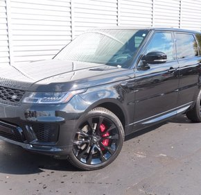 2021 Land Rover Range Rover Sport HST for sale 101396035