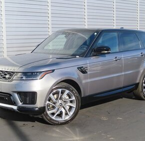 2021 Land Rover Range Rover Sport HSE Silver Edition for sale 101406055