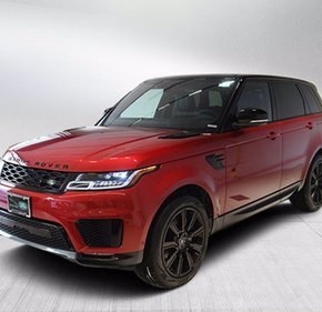2021 Land Rover Range Rover Sport HSE Silver Edition for sale 101427132