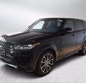 2021 Land Rover Range Rover Sport HSE Silver Edition for sale 101439144