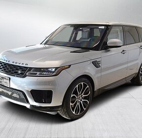 2021 Land Rover Range Rover Sport HSE Silver Edition for sale 101440359