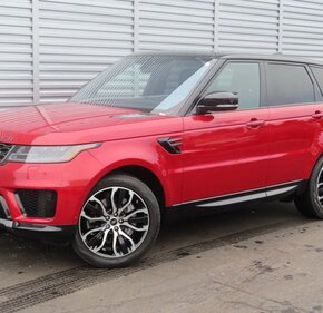 2021 Land Rover Range Rover Sport HSE Silver Edition for sale 101459096