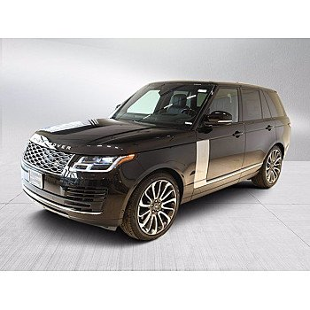 2021 Land Rover Range Rover for sale 101405604