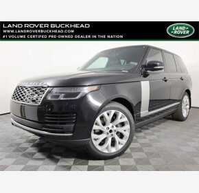 2021 Land Rover Range Rover for sale 101454331