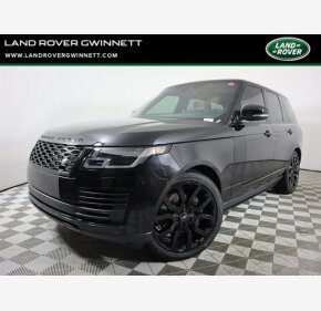 2021 Land Rover Range Rover for sale 101454394