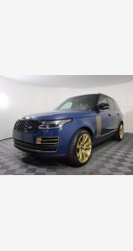 2021 Land Rover Range Rover for sale 101454467