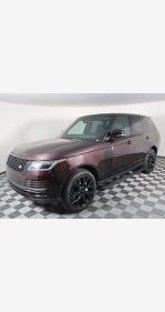 2021 Land Rover Range Rover for sale 101455007