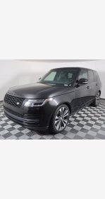 2021 Land Rover Range Rover for sale 101455044