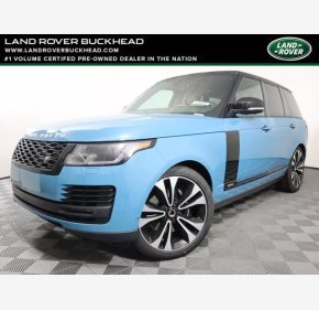 2021 Land Rover Range Rover for sale 101455323