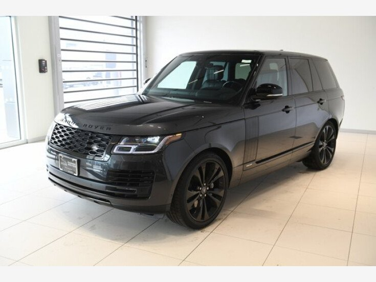 2021 Land Rover Range Rover for sale 101460804