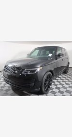 2021 Land Rover Range Rover for sale 101477033