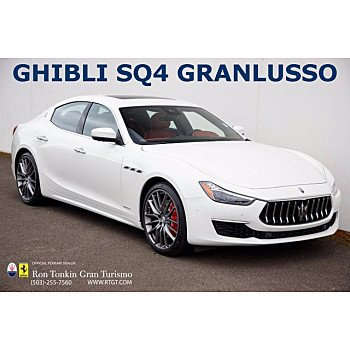2021 Maserati Ghibli for sale 101483828