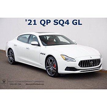 2021 Maserati Quattroporte for sale 101598320