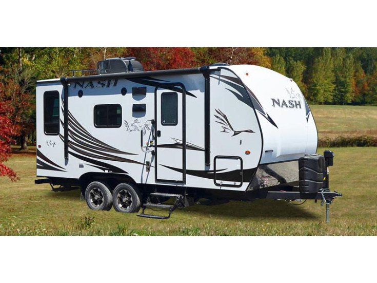 2021 Northwood Nash 24M specifications