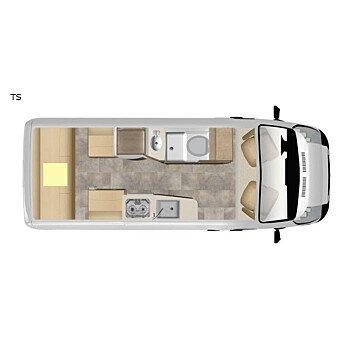 2021 Pleasure-way Lexor for sale 300250583