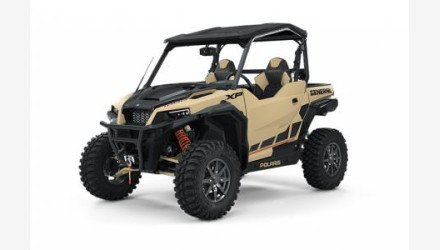 2021 Polaris General XP 1000 Deluxe Ride Command Package for sale 201023061